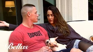 Nikki asks John if her family can move in to help post-surgery: Total Bellas Bonus Clip, Oct 5, 2016