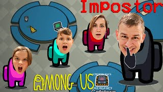 We Played AMONG US But IN REAL LIFE!! (Imposter IQ 999) | JKrew