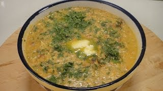 Egg Dal Tadka ..