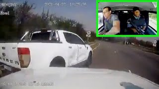 New Dash Cam Angle Of Failed Heist Shows Prinsloo's Epic Driving Skills