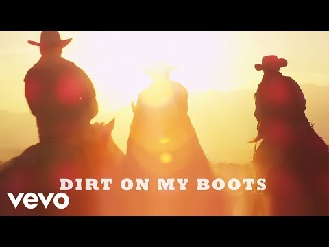 "Watch ""Dirt On My Boots"" on YouTube"