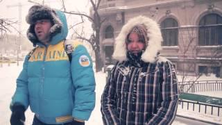 Bucuresti solidar cu Euromaidan – protest intarziat si intimidat de jandarmi