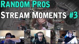Random Pros Stream Moments # 3 : Bullying Dynamic Queue