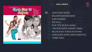 hadh Kar Di aapne (2000) Hindi movie audio jukebox all song  !! Govinda !! Rani Mukherjee !!