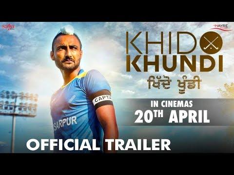 Khido Khundi - Official Trailer - Ranjit Bawa, Mandy Takhar, Manav Vij