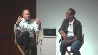 Pete Docter explains being 'an outsider' and writing it into a Pixar film