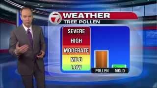 7News Boston Weather Forecast