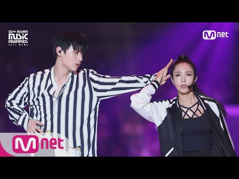 [2017 MAMA in Japan] BoA&Wanna One_Only One