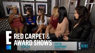 Fifth Harmony Ladies Reveal They're 1D Fangirls and More!   E! Red Carpet & Award Shows