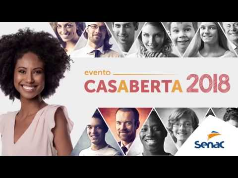 SENAC realiza o projeto Casa Aberta 2018