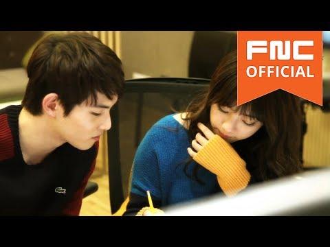 이종현(CNBLUE) & 주니엘(JUNIEL) - 사랑이 내려(Love falls) Recording Film