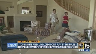 Know your rights when landlords don't pay by the rules