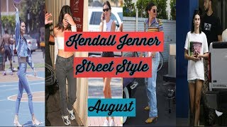 Kendall Jenner Street Style Of August 2018 Just In 1 Minute