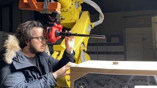 Laowa Probe Lens + ROBOT 🤦