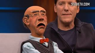 Steve Harvey Interviews Jeff Dunham's Dummy, Walter