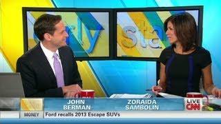 Meet John Berman, CNN's newest anchor