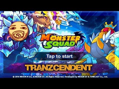 Monster squad pokemon breeding dungeon and premium gacha musica movil