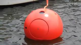 Saving Ball from earthquake or hurricane