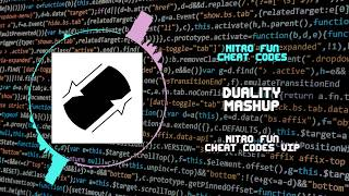 Nitro Fun - Cheat Codes VIP VS Nitro Fun - Cheat Codes ~ [Duality Mashup]