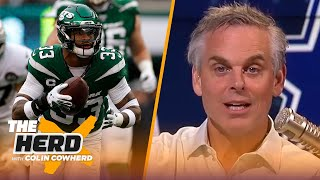 Dak is Kirk Cousins, Colin thinks the Jets should have already paid Jamal Adams | NFL | THE HERD