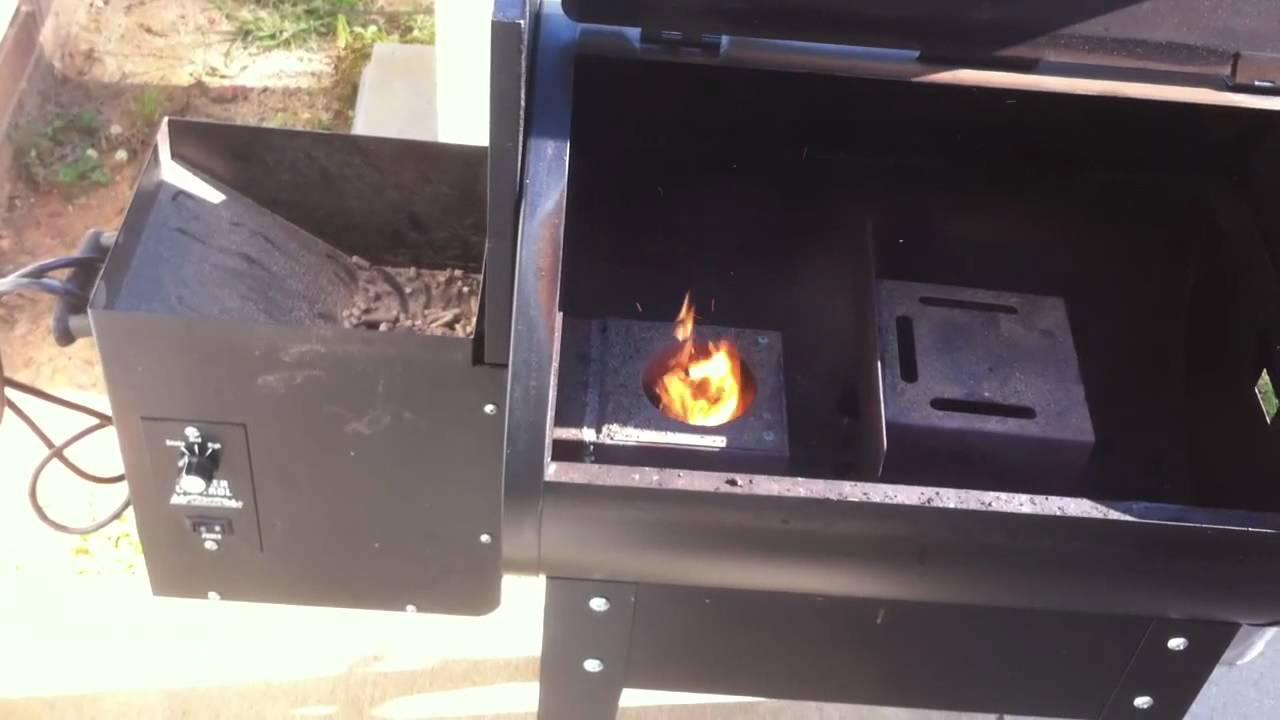 For Those Of You Wondering How A Traeger Works Youtube