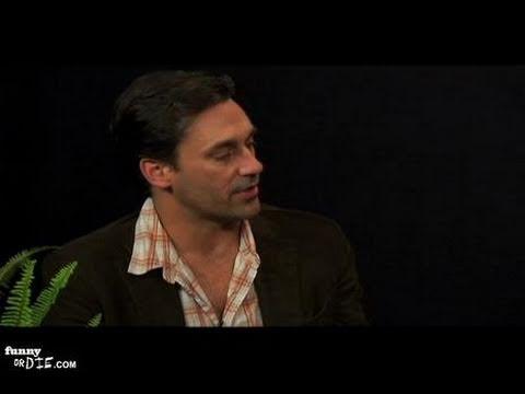 Jon Hamm: Between Two Ferns with Zach Galifianakis