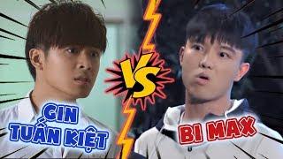 Gin Tuấn Kiệt vs Bi Max - Ai đầu gấu hơn ai ? | Gia đình là số 1