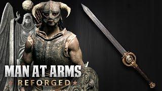 Dawnbreaker - Elder Scrolls: Skyrim - Man At Arms: Reforged