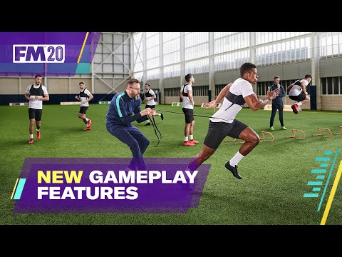 Football Manager 2020 | New Gameplay Features | Coming November