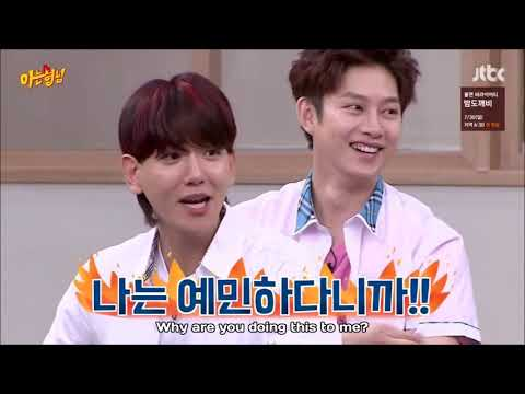 Baekhyun is very sensitive - part 3