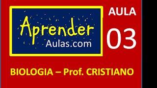 BIOLOGIA - AULA 3 - PARTE 5 - CITOLOGIA: FUNÇÕES DAS PROTEÍNAS. ENZIMAS
