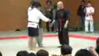 Kiai Master vs MMA