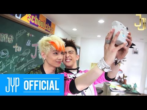 [Making] JJ Project - BOUNCE (M/V Making Film)