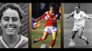 Julie Foudy - 2014 San Jose Sports Hall of Fame