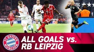 All FC Bayern Goals vs. RB Leipzig...so far!