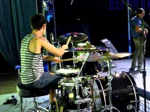 Город 312 - Пружина - Live (Drum Cam)