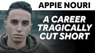 Appie Nouri's Career Carries on in the Hearts of His Friends and Former Team-Mates
