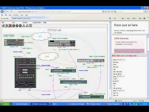 CCNA lab in Under one Minute SNMP Simulator