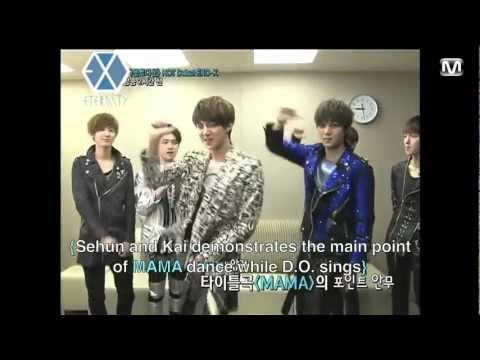 [Eng] 120412 EXO-K Hot Debut Interview
