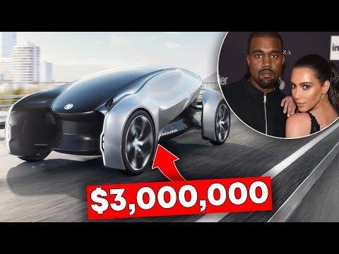 Most Expensive Gifts Kanye Has Given Kim Kardashian