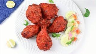 দেশি স্বাদে সহজ চিকেন ফ্রাই | Deshi Chicken Fry | Fried Chicken Kabab | Easy Chicken Fry Recipe