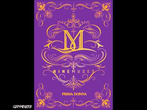 [Full Audio/MP3 DL] 9MUSES- Gun