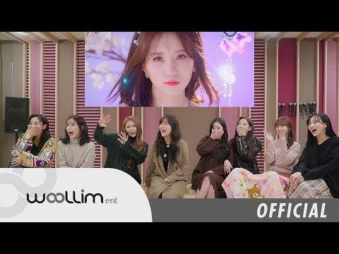 """러블리즈(Lovelyz) """"찾아가세요"""" MV Reaction Video"""