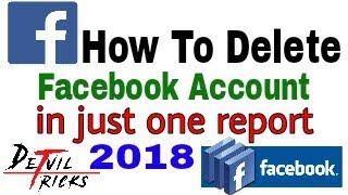 Facebook account block in one report 2018 devil tricks youtube facebook account block in one report 2018 devil tricks youtube ccuart Images