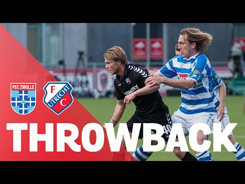 THROWBACK | PEC Zwolle - FC Utrecht (2012/2013)