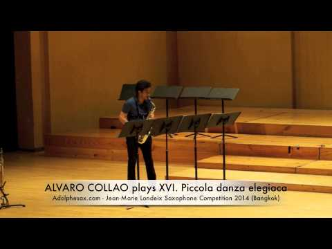 ALVARO COLLAO plays XVI Piccola danza elegiaca