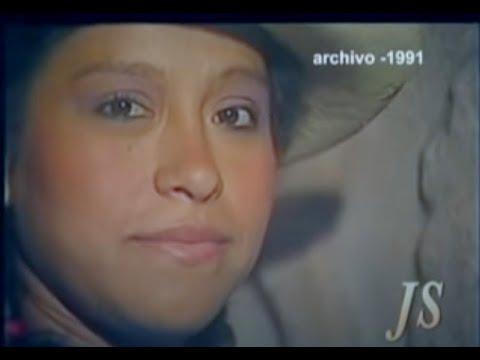 El JILGUERO DEL HUASCARÁN - July Sánchez (entrevista,1991)