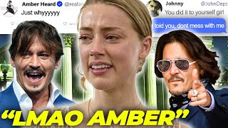 How Amber Heard Destroyed Her Own Career