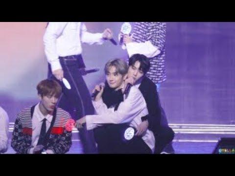 181129 The Boyz(더보이즈) 현재(Hyunjae) - I'm Your Boy / Showcase