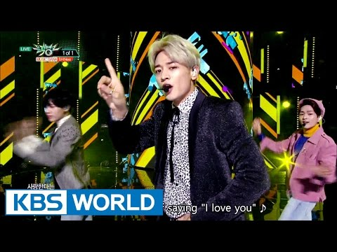 SHINee - 1 of 1 [Music Bank HOT Stage / 2016.10.21]